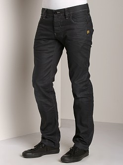 G-Star Attacc Low Straight Jeans Blue Brace Denim