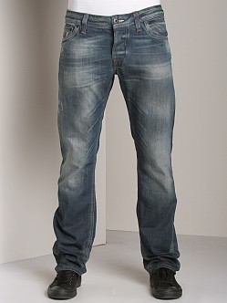 G-Star Attacc Low Straight Jeans Forest Denim