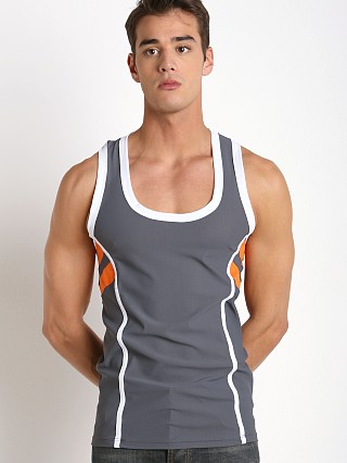 Complete the look: Pistol Pete Avenger Tank Top Charcoal