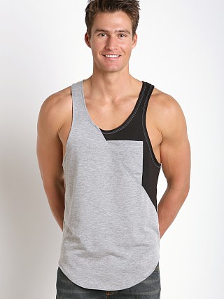 Complete the look: Pistol Pete Trooper Tank Gray