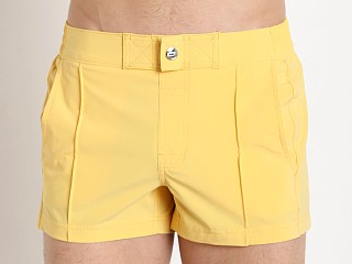 2xist Yacht Swim Shorts Sun Yellow