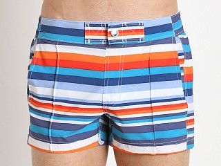 2xist Yacht Swim Shorts Orange.com