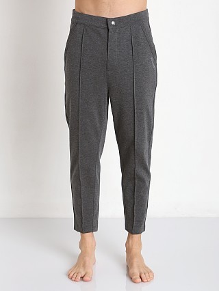 2xist Modern Sport Interlock Crop Trouser Charcoal