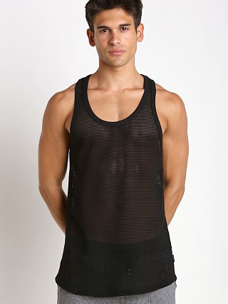 Complete the look: 2xist Modern Sport Open Mesh Tank Top Black