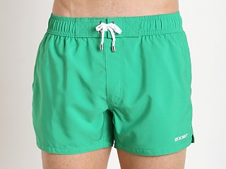 2xist Essential Ibiza Swim Shorts Tropical Green