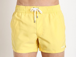 2xist Essential Ibiza Swim Shorts Aspen Gold
