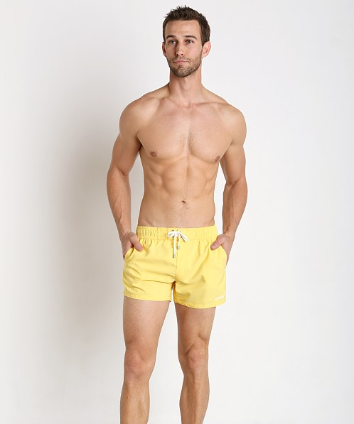 f4b2c6bca5 2xist Essential Ibiza Swim Shorts Aspen Gold 100012-72304 at International  Jock