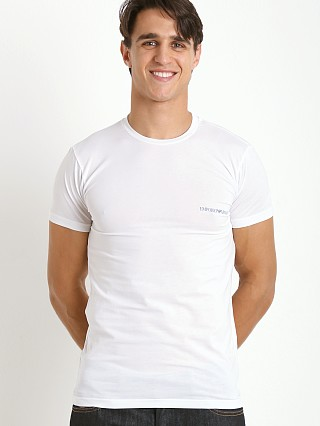 You may also like: Emporio Armani Pima Stretch Cotton Shirt White