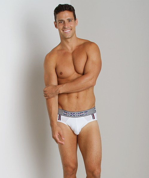 2xist Athletic Contour Pouch Brief White