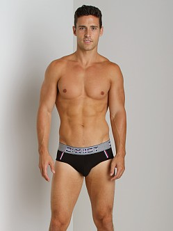 2xist Athletic Contour Pouch Brief Black