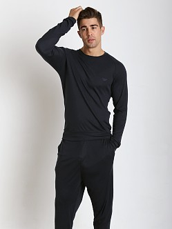 Emporio Armani Soft Interlock Sweater
