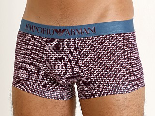 You may also like: Emporio Armani Pattern Mix Trunk Ties Design Indigo