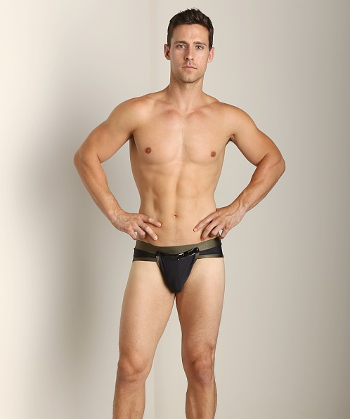 Modus Vivendi Querelle Swim Brief Black