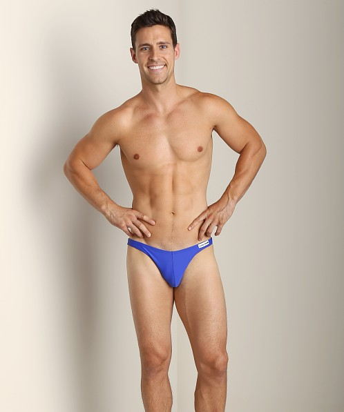 Modus Vivendi Super Low Cut Swim Brief Blue