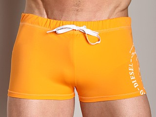 Diesel Aloha Mohawk Swim Trunk Orange
