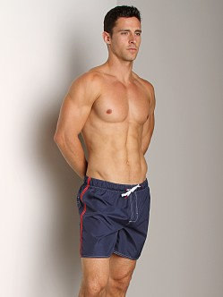 Diesel Reversible Dolphdouble Swim Boxer Navy