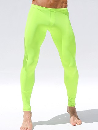 Rufskin Speed R-Sport Running Tights Neon