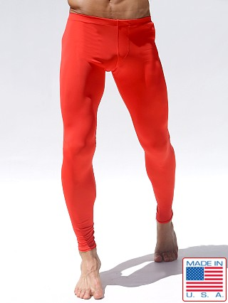Rufskin Speed R-Sport Running Tights Red
