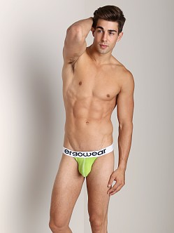 Ergowear MAX Light Thong Lime