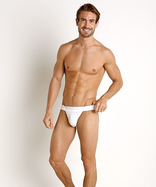 Modus Vivendi Golden Line Sports Brief White