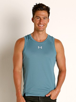 Under Armour Qualifier Tank Top Dust/Reflective