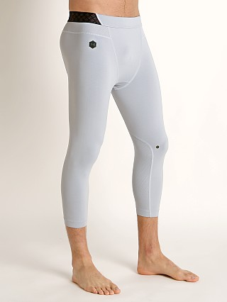 Complete the look: Under Armour Rush 3/4 Legging Mod Gray/Black