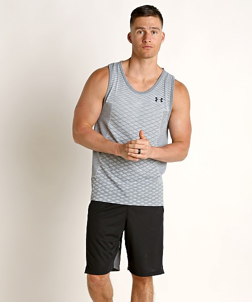 Under Armour Vanish Seamless Tank Top Mod Gray/Black
