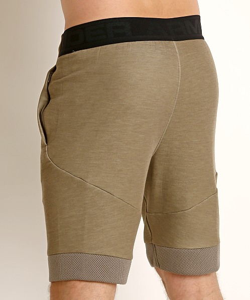 Under Armour Unstoppable Move Light Short Silt Heather