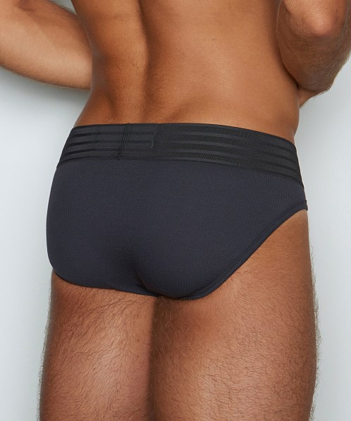 C-IN2 Hard//Core Sport Brief Flanker Grey
