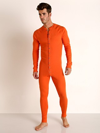 Nasty Pig Union Suit Orange