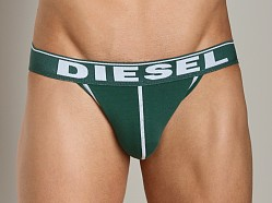Diesel Fresh & Bright Jocky Jockstrap Green