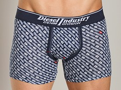 Diesel All Over Print Herbert Boxer Navy