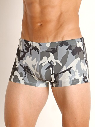 You may also like: Diesel Hero Swim Trunk Grey Camo