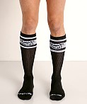 Nasty Pig Hook'd Up Sport Socks Black, view 2