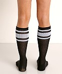 Nasty Pig Hook'd Up Sport Socks Black, view 4