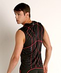 Nasty Pig Precision Muscle Shirt Black, view 4