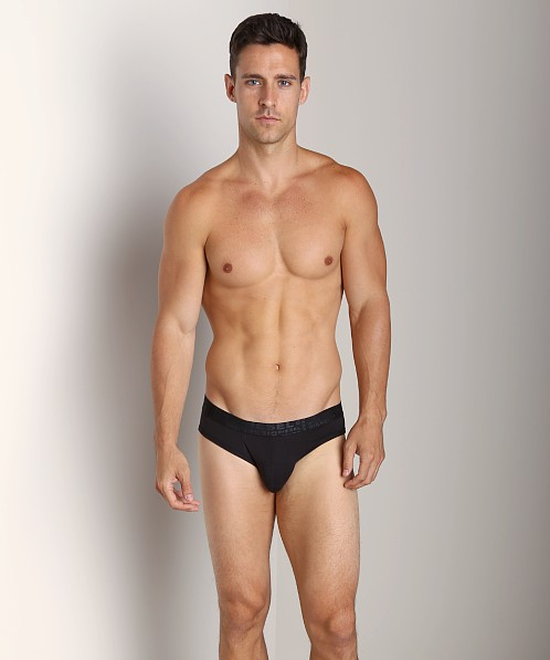 Diesel Microfiber Jolly Brief Caviar