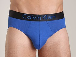 Calvin Klein Dual Tone Hip Brief Dark Midnight