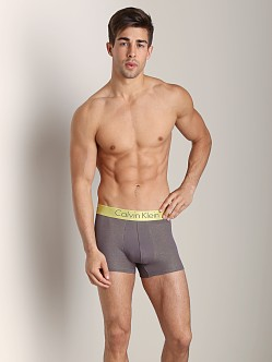 Calvin Klein Dual Tone Trunk Shadow Grey