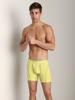 Calvin Klein Athletic Boxer Brief Ignite Yellow