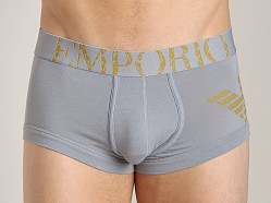 Emporio Armani Big Eagle Stretch Cotton Trunk Mauve