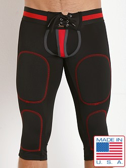 Cell Block 13 Renegade Defender Pant Black/Red