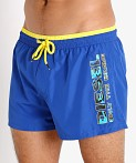 Diesel Sandy Swim Shorts Blue, view 3