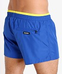 Diesel Sandy Swim Shorts Blue, view 4