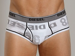 Diesel 1978 Trent Hip Brief White