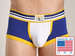 Timoteo Rugby Scout Trunk Blue/White