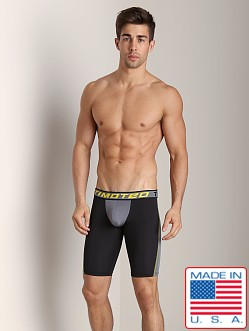 Timoteo Aero-Flow Mesh Compression Short Black