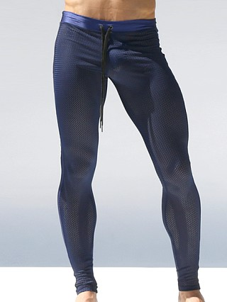 Complete the look: Rufskin Ricky Mesh Compression Leggings Navy