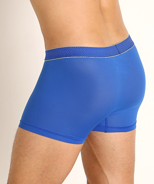 2xist Speed Dri Mesh Trunk Blacklight Blue