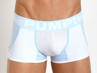 Pump! Frost Jogger Trunk White/Ice Blue